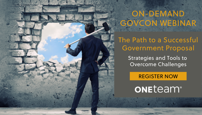 OTS-The Path to a Successful Government Proposal-OnDemand-1